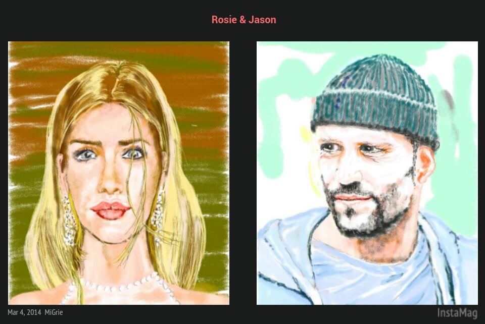 Jason & Rosie